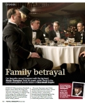 Boardwalk Empire for FOXTEL Magazine Nov 2011
