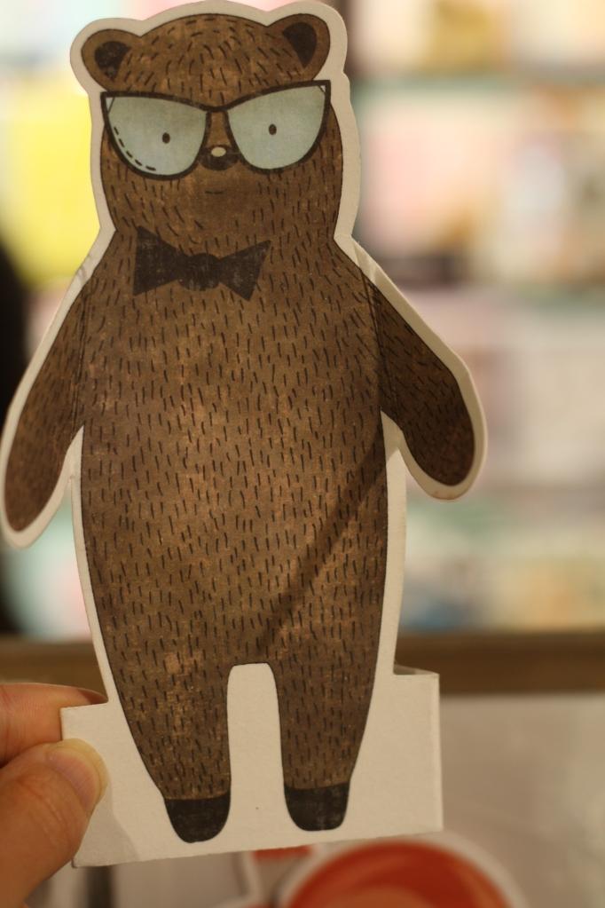 paper bear